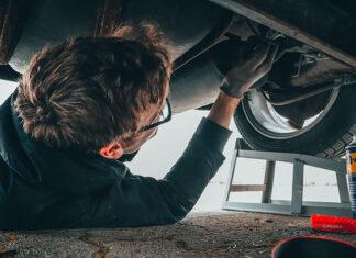 Przegląd auta po pierwszym zakupie