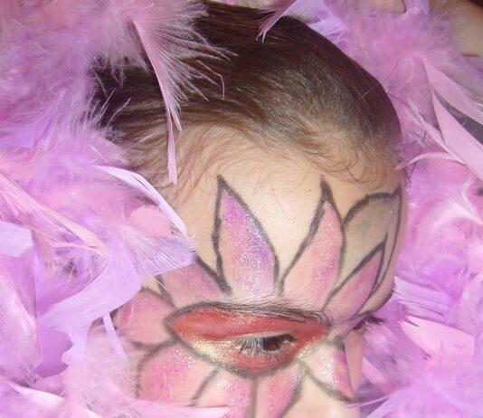 Makijaż dla kilkulatka