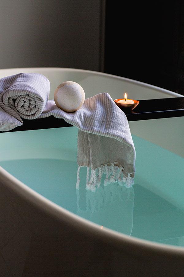 Jak przygotować relaksującą kąpiel