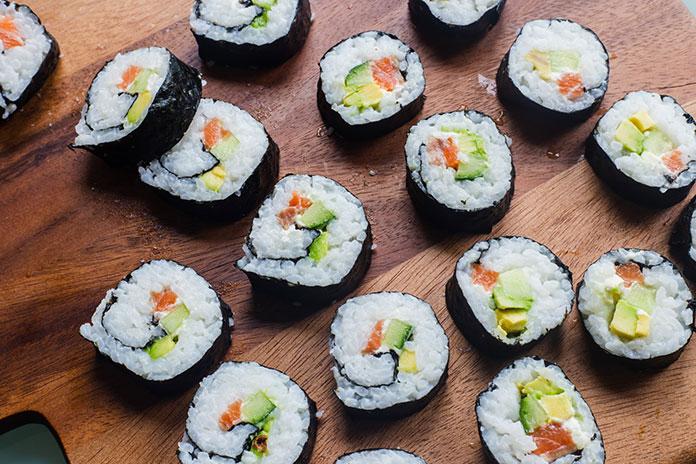 Gdzie można zjeść sushi w Lublinie