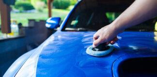 Kosmetyki do woskowania samochodu