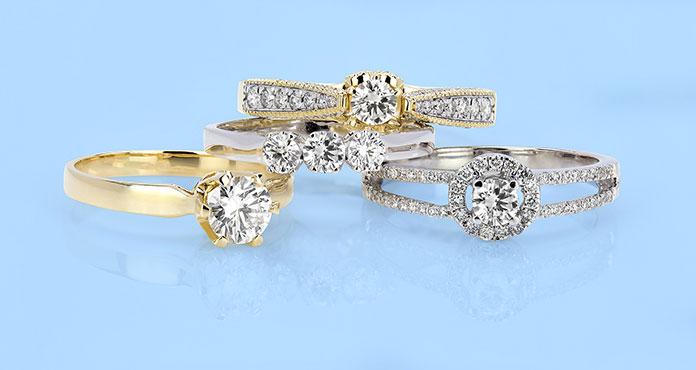 Unikatowy pierścionek zaręczynowy dla twojej ukochanej