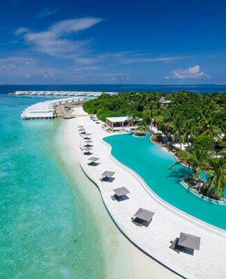 Malediwy – hotele